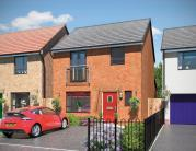 3 bedroom new house in Broughton Lane, Salford...