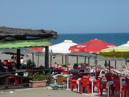 LWALK TO THE BEACH