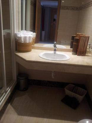 2 FITTED BATHROOMS