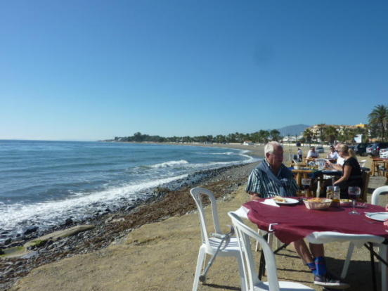 SAN PEDRO BEACH BARS