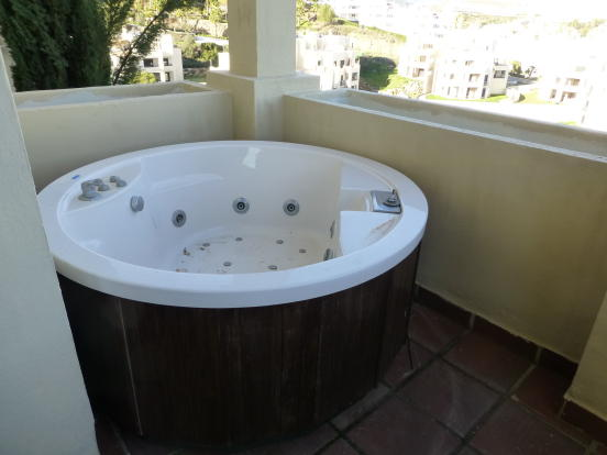 ALL WITH A JACUZZI