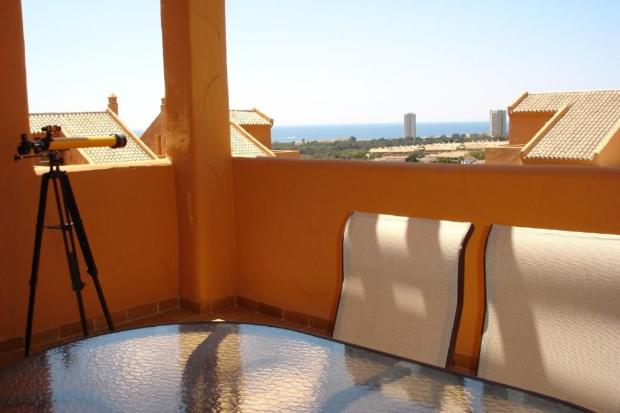 SUN DRENCHED TERRACE