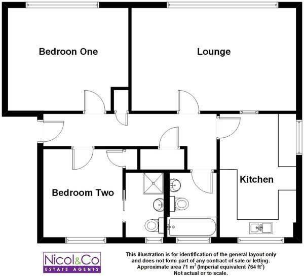 Floorplan 6 Cobham C