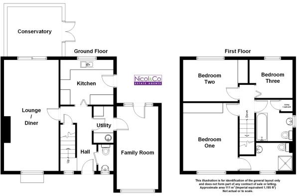 Floorplan 47 Yew Tre