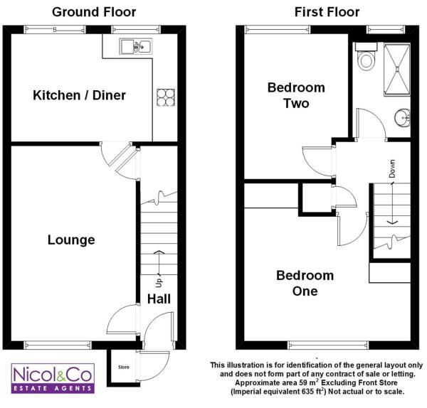 Floorplan 14 Stouton