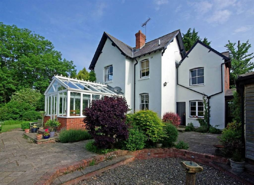 5 Bedroom Detached House For Sale In Hampton Park Road Hereford Hr1