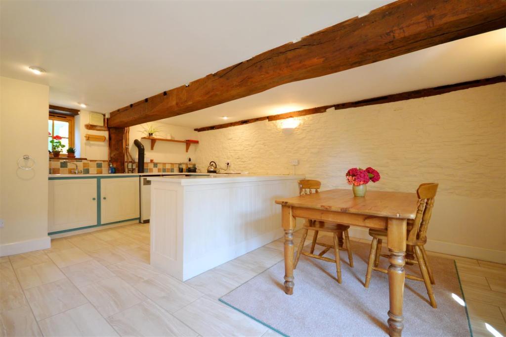 Kitchen Dining Room.