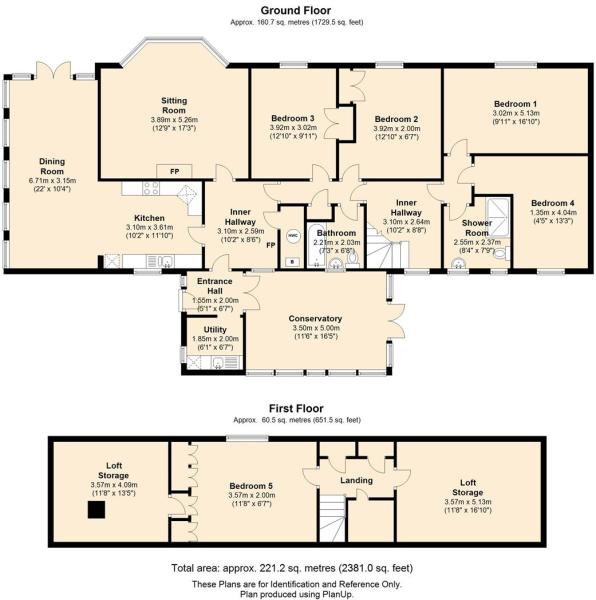 Floorplan - Castle L