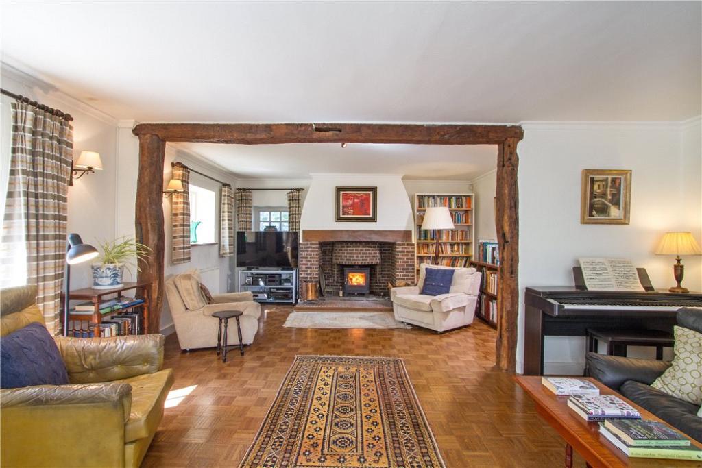 Open Fireplace