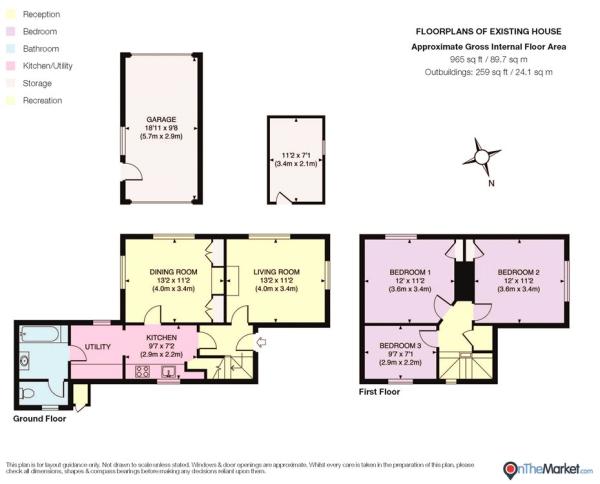 Existing Floorplans