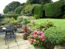 Pretty rear garden