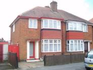 semi detached property for sale in Bembridge Road, LEICESTER