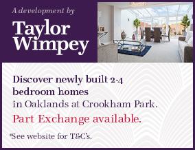 Get brand editions for Taylor Wimpey, Oaklands at Crookham Park