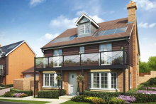 Taylor Wimpey, Oaklands at Crookham Park