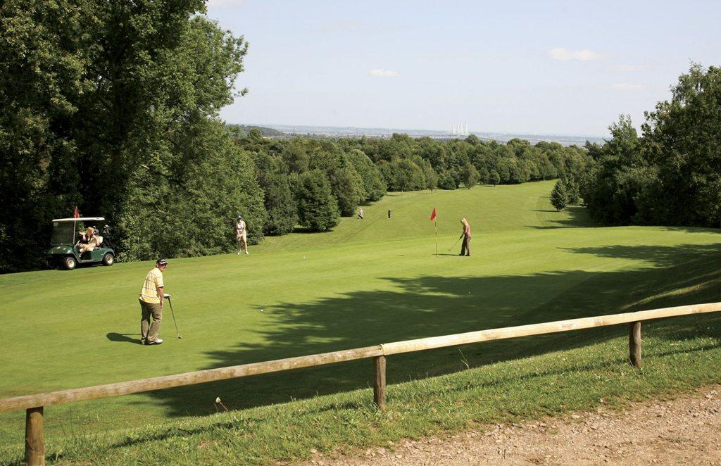 Dewstow Golf Course