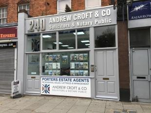 Porters Estate Agents, Londonbranch details