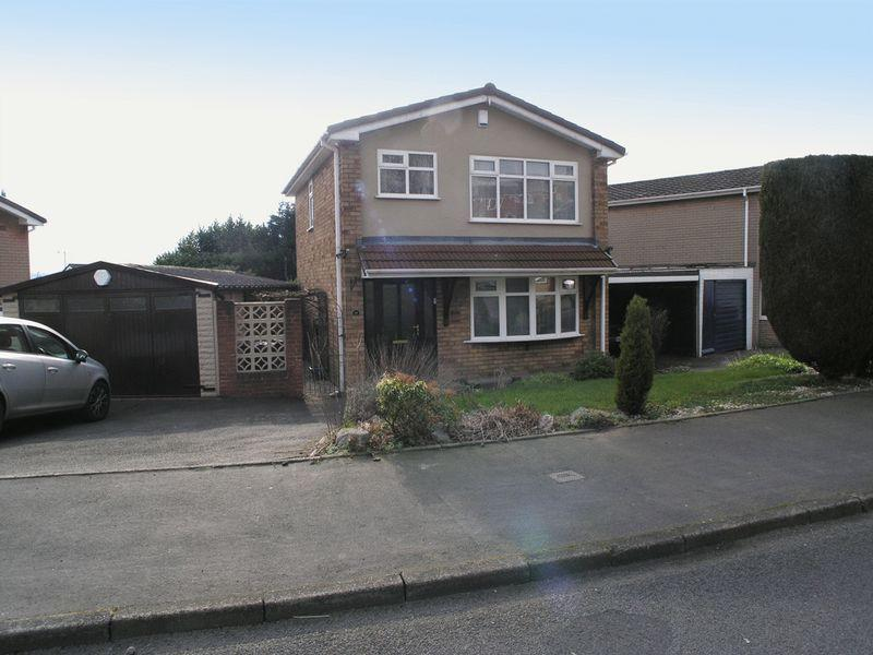 3 bedroom detached house for sale in dudley netherton