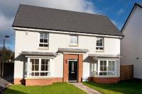 4 bed new house in Jim Bush Drive...