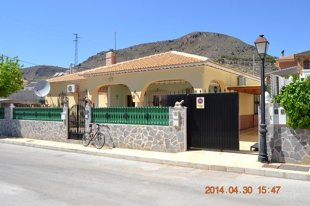 Villa in Andalusia, Almería, Oria