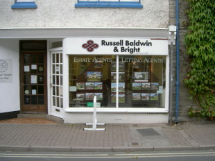 Russell Baldwin & Bright, Hay-On-Wye New Homesbranch details
