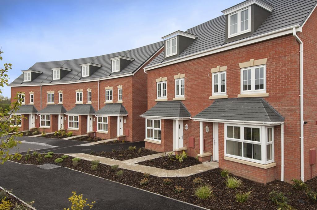 The Woodcote and Heddington homes