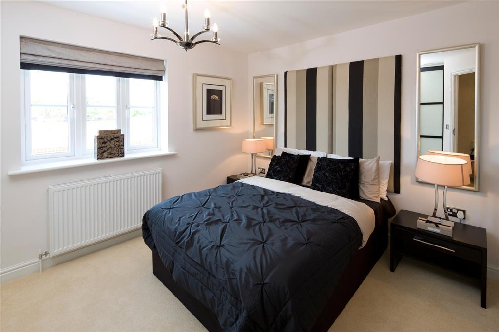 Taylor Wimpey - Typical Bedroom