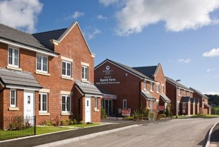 Rye Hill Farm by Barratt Homes, Rye Hill Road,