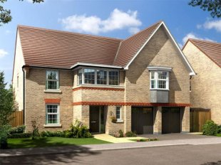 Meriden Gate by David Wilson Homes, Maxstoke Lane,