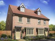 3 bedroom new home for sale in Bridge End, Colsterworth...