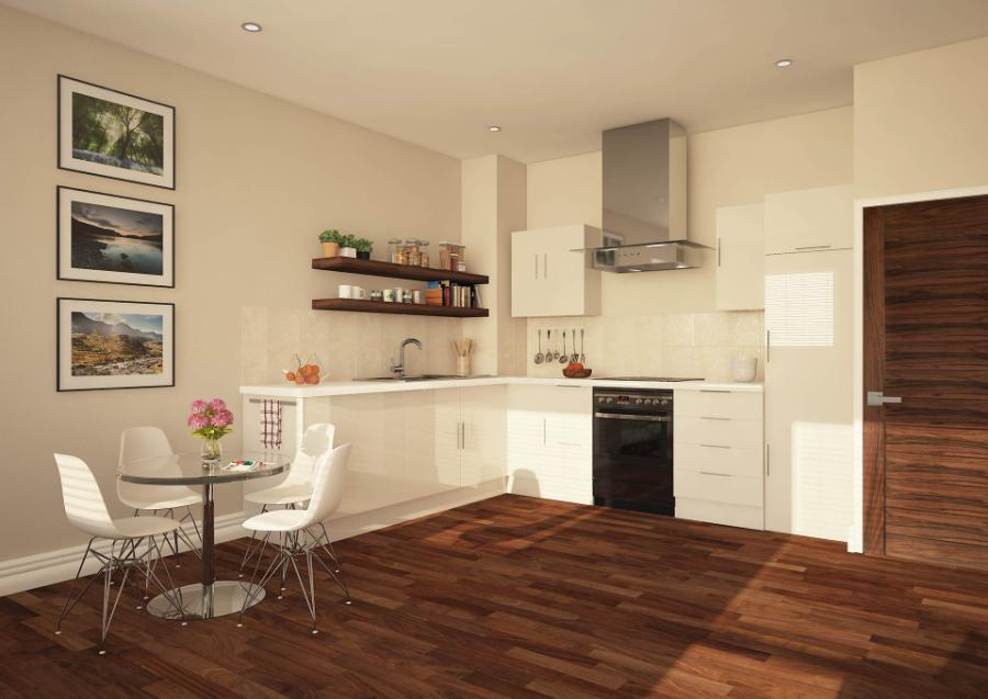 High Spec Kitchen