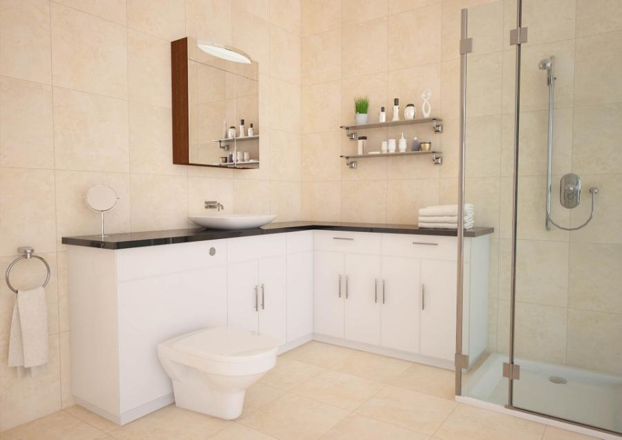 High Spec Bathroom