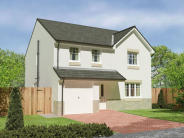4 bed new property for sale in Station Way, Armadale...