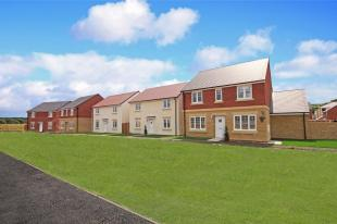 Riverside Crescent by Barratt Homes, Haugh Lane,