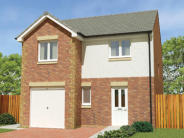 3 bed new home for sale in Seafar Drive, Kelty, KY4