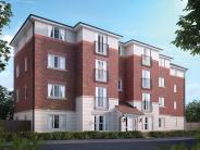 2 bed new Apartment for sale in Gibralter Way, Hull...
