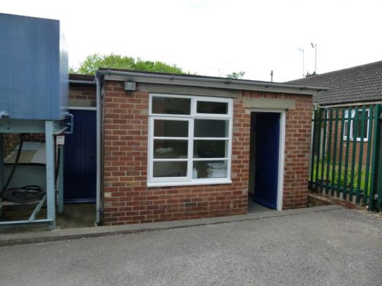 Office/outbuilding