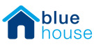 Blue House Estate Agents, Oakley branch logo