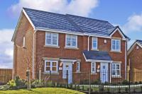 2 bed new house in Piper Knowle Road...