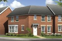 3 bedroom new property for sale in Thorntree Road...