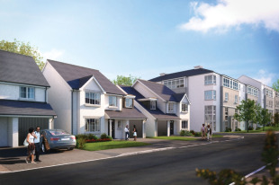 Devona Gate by Barratt Homes - East Scotland North, Wellheads Avenue,