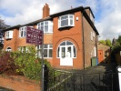 4 bed semi detached house in Shaw Road, HEATON MOOR...