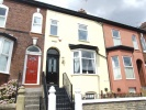 Terraced house in Church Road...