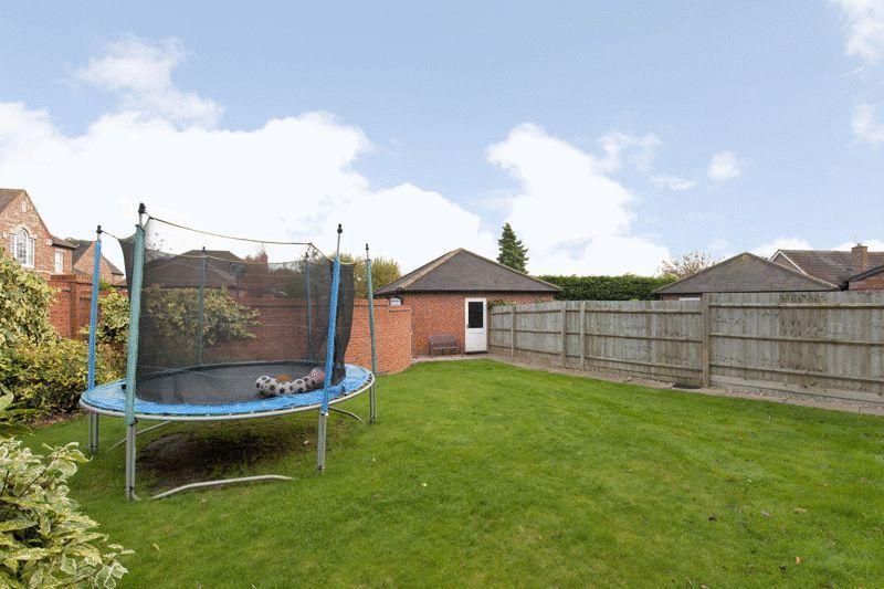 photo of garden rear garden
