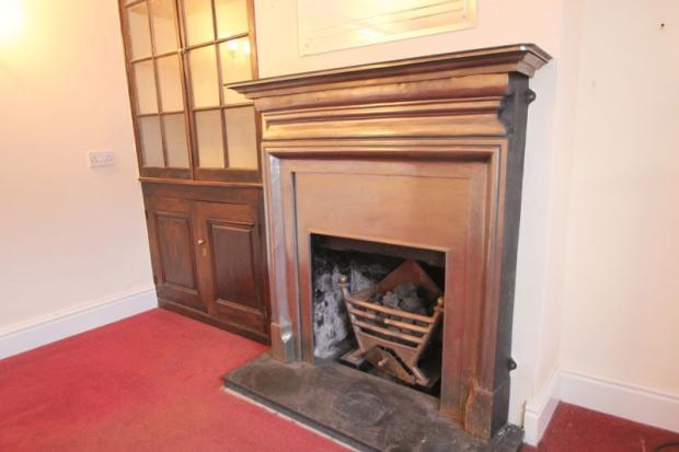 Fireplace in L...