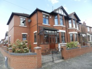semi detached home for sale in Mayfield Grove...