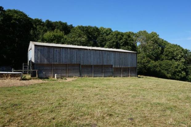 Roselake Barn