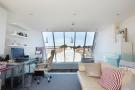 top living area