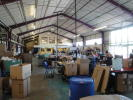 Warehouse interio...