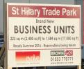 property for sale in St Hilary Trade Park, Hardwick Road, Kings Lynn