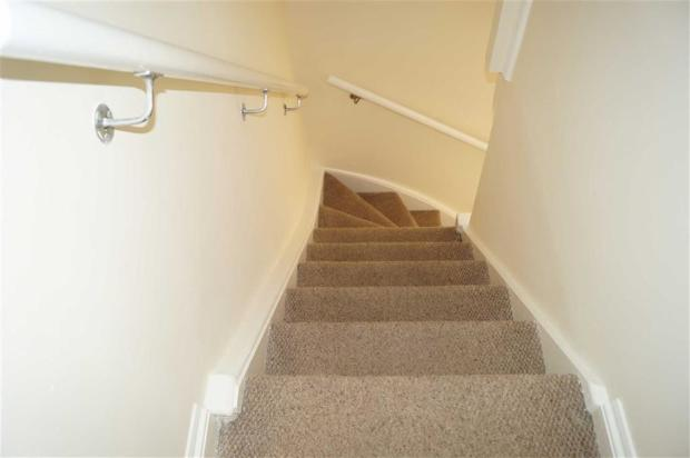 STAIRS TO BASEMENT L